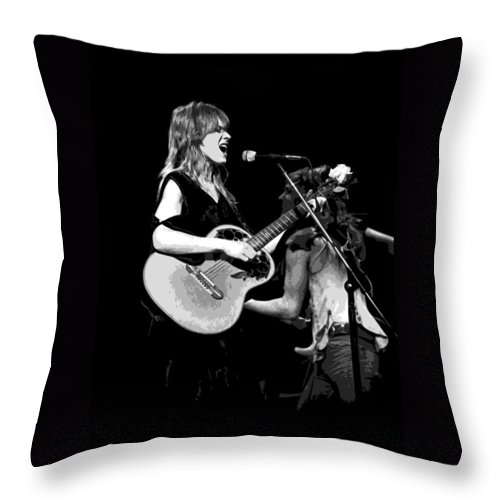 Heart Throw Pillow featuring the photograph Heart #55a by Ben Upham