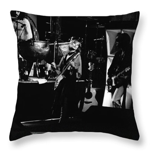 Classic Rock Throw Pillow featuring the photograph Heart #6 by Ben Upham