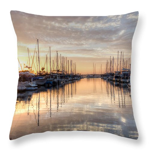 Star Throw Pillow featuring the photograph Last Summer by Heidi Smith