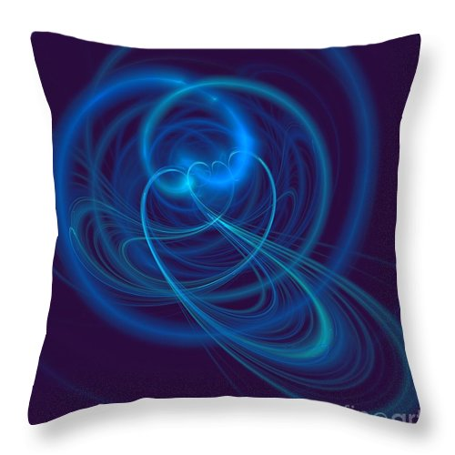 Loves Eternal Mirror Throw Pillow for Sale by Christy Leigh