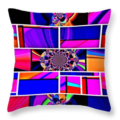 Mod 038 Throw Pillow For Sale By Aurelio Zucco