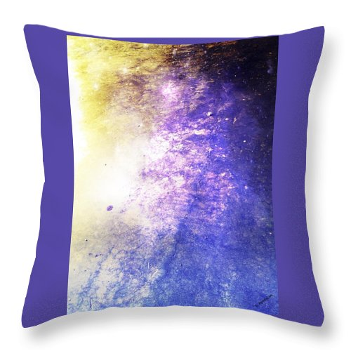 Universe Throw Pillow featuring the photograph My Universe by Southern Tradition