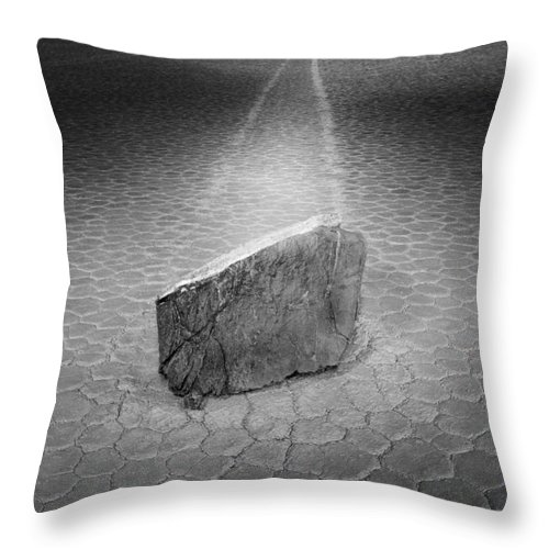 Night Photography Throw Pillow featuring the photograph Night Moves by Bob Christopher