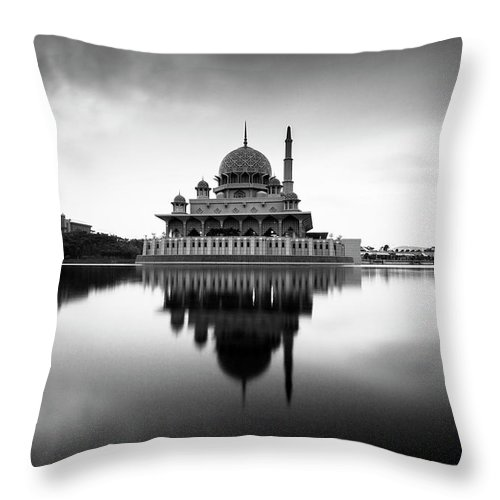 Tranquility Throw Pillow featuring the photograph Peace by I Shoot And I Share