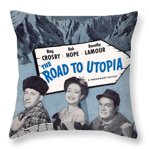 Nostalgia Throw Pillow featuring the photograph Personality by Mel Thompson