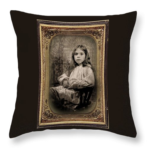 Richmond Throw Pillow featuring the photograph Richmond by John Anderson