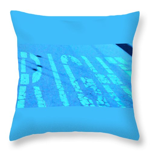 Right Throw Pillow featuring the photograph Right by Shannon Grissom