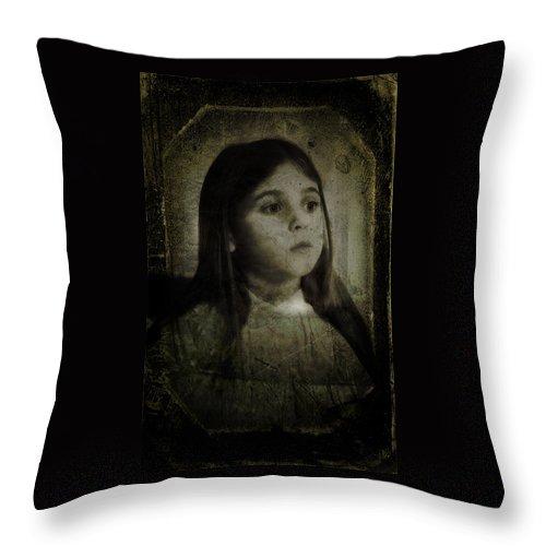 Savannah Throw Pillow featuring the photograph Savannah by John Anderson