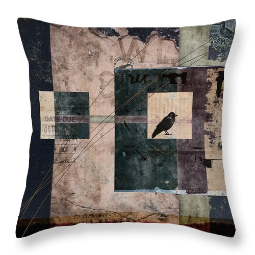 Sea Level Throw Pillow featuring the photograph Sea Level by Carol Leigh