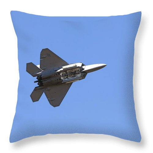 4791 Throw Pillow featuring the photograph Showing The Bay by Gordon Elwell