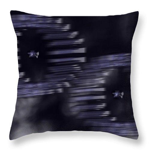 Stars Throw Pillow featuring the photograph Stars And Bars by LeeAnn McLaneGoetz McLaneGoetzStudioLLCcom