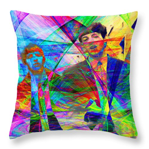 Wingsdomain Throw Pillow featuring the photograph Strawberry Fields Forever 20130615 by Wingsdomain Art and Photography