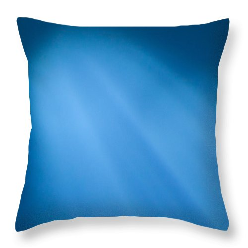 Sun Throw Pillow featuring the photograph Sunbeam by Shaun Wilkinson