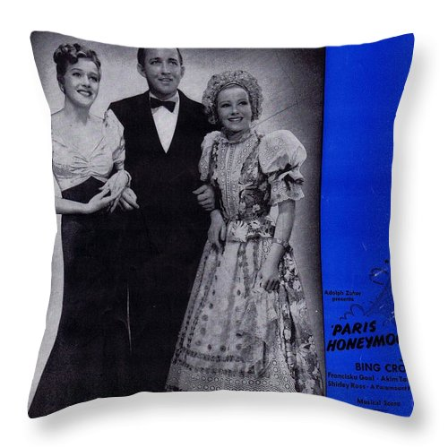 Nostalgia Throw Pillow featuring the photograph The Funny Old Hills by Mel Thompson