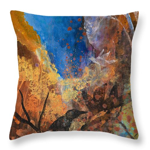 Decorative Pillow Guide : The Guide Throw Pillow for Sale by Robin Maria Pedrero - 16