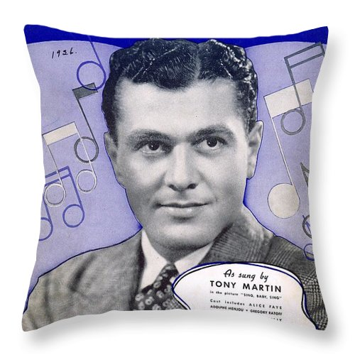 Nostalgia Throw Pillow featuring the photograph When Did You Leave Heaven by Mel Thompson