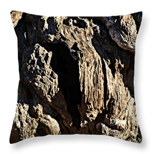 When You See It Throw Pillow featuring the photograph When You See It by Ally White