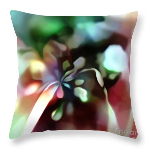 Digital Throw Pillow featuring the photograph Where It All Began by Renee Trenholm