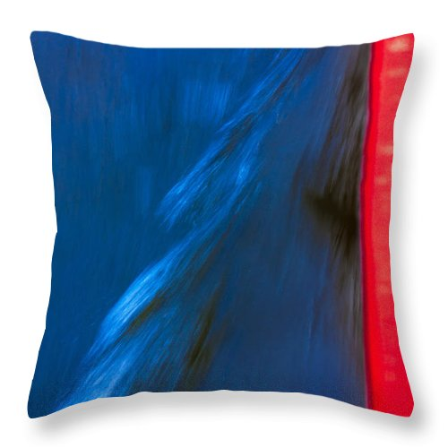 Whirl Throw Pillow featuring the photograph Whirl by Edgar Laureano
