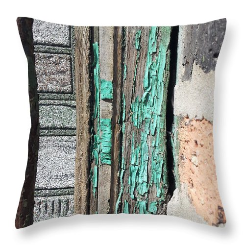 Throw Pillow featuring the digital art Wisdom by Zac AlleyWalker Lowing