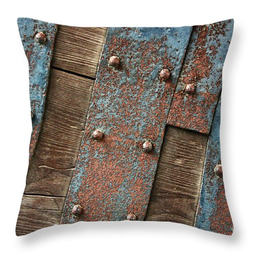 Gates Throw Pillow featuring the photograph Gates Of Tokyo Imperial Palace by Eena Bo