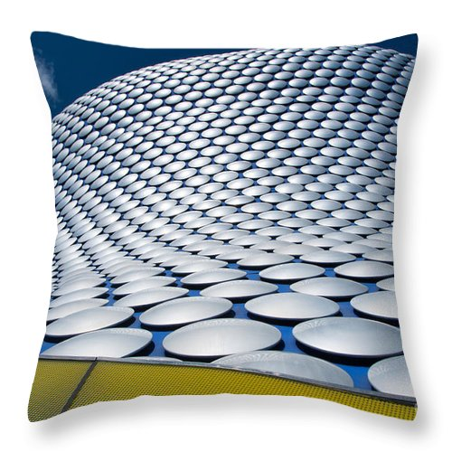 279 Throw Pillow featuring the photograph Modern Abstract by Andrew Michael