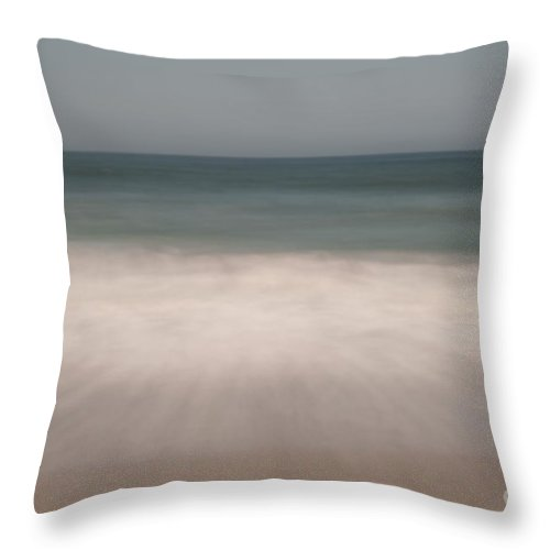 Water Throw Pillow featuring the photograph Another Day by Catherine Lau