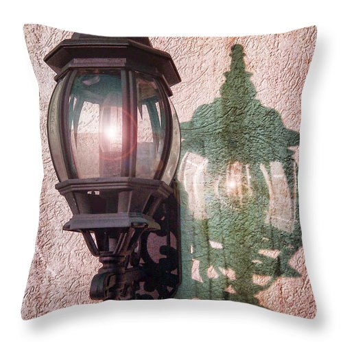 Light Throw Pillow featuring the photograph Come To The Light by Kathy Clark