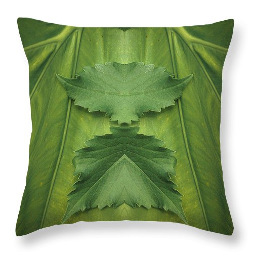 Throw Pillow featuring the photograph Creation 106 by Mike Nellums