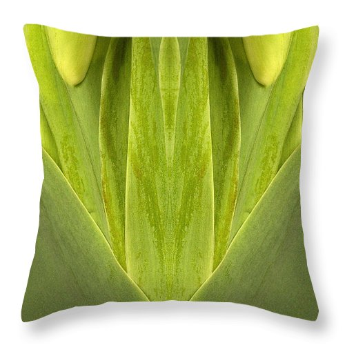 Throw Pillow featuring the photograph Creation 87 by Mike Nellums