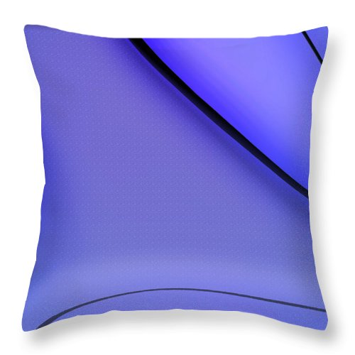 Photography Throw Pillow featuring the photograph Dreamscape by Paul Wear