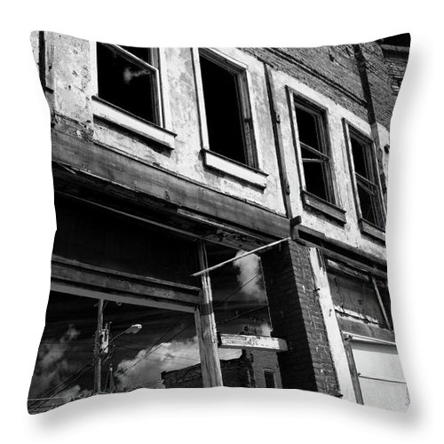 Pocahontas Throw Pillow featuring the photograph From The Inside by Betsy Knapp