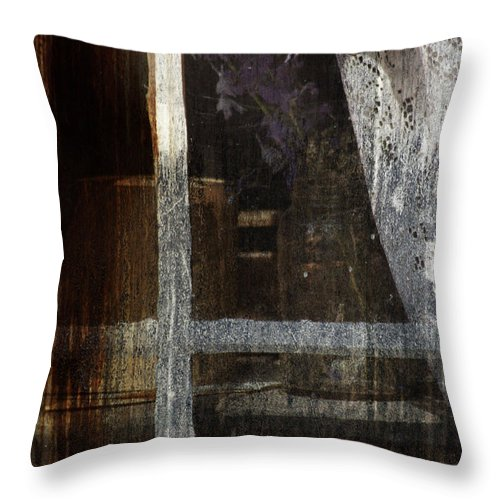 Jerry Cordeiro Photographs Photographs Throw Pillow featuring the photograph Garden Within Me by The Artist Project