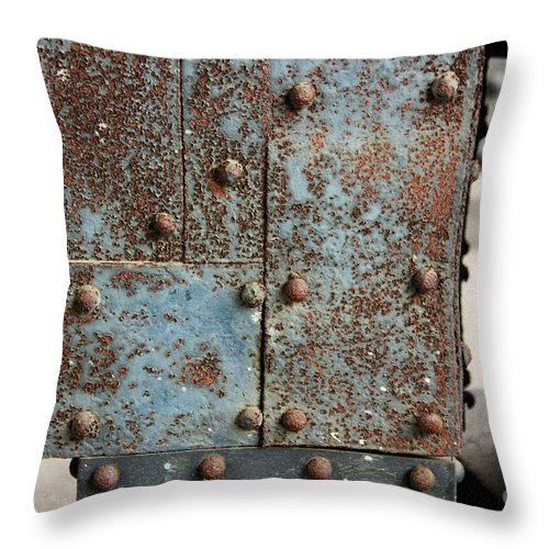 Gate Throw Pillow featuring the photograph Gates Of Tokyo Imperial Palace by Eena Bo