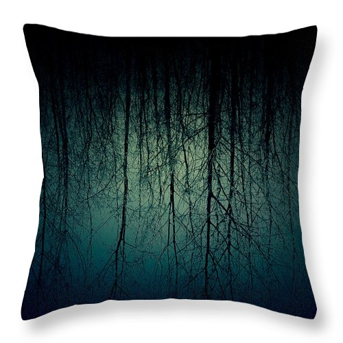 Street Photography Photographs Photographs Throw Pillow featuring the photograph Glares Of Tree Stares by The Artist Project