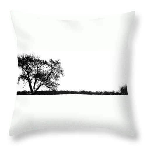 Street Photography Photographs Framed Prints Photographs Framed Prints Throw Pillow featuring the photograph Hill And The Well by The Artist Project