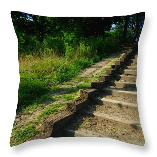 Play Throw Pillow featuring the photograph Intact Mental Health And Independent Life by Contemporary Luxury Fine Art