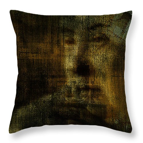 Photographs Framed Prints Throw Pillow featuring the photograph Mother May by The Artist Project