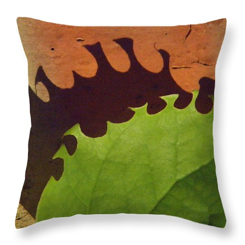 Nature Throw Pillow featuring the photograph Munch by Chris Berry