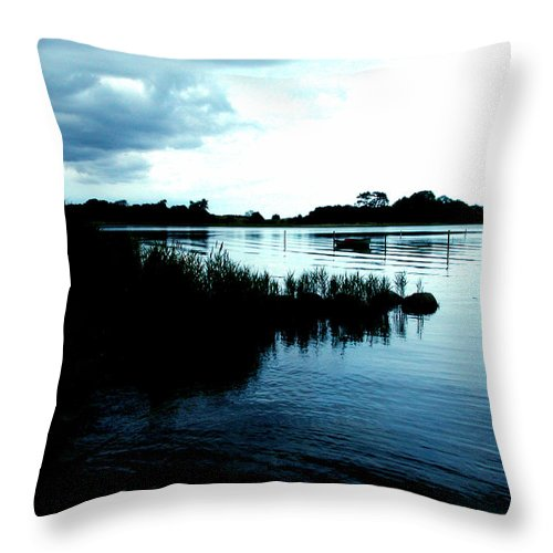 Colette Throw Pillow featuring the photograph Reflection Time by Colette V Hera Guggenheim