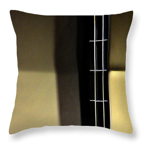 Vintage Automobile Throw Pillow featuring the photograph Scoop by Newel Hunter