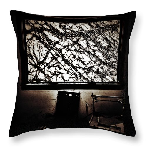 Street Photography Photographs Framed Prints Photographs Framed Prints Throw Pillow featuring the photograph Scratches by The Artist Project
