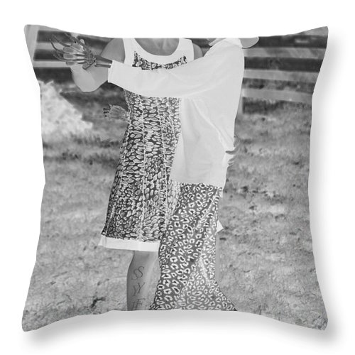 Skeleton Throw Pillow featuring the photograph Steal Your Face by Betsy Knapp