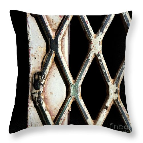Tombstone Throw Pillow featuring the photograph Streets Of Tombstone 2 by Marlene Burns