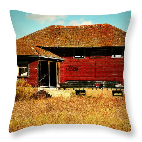 Street Photography Photographs Framed Prints Photographs Framed Prints Throw Pillow featuring the photograph The Cookz by The Artist Project