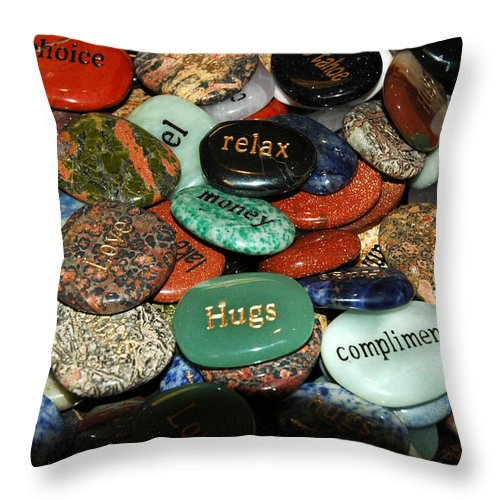 Usa Throw Pillow featuring the photograph Thoughts In The Shadow by LeeAnn McLaneGoetz McLaneGoetzStudioLLCcom