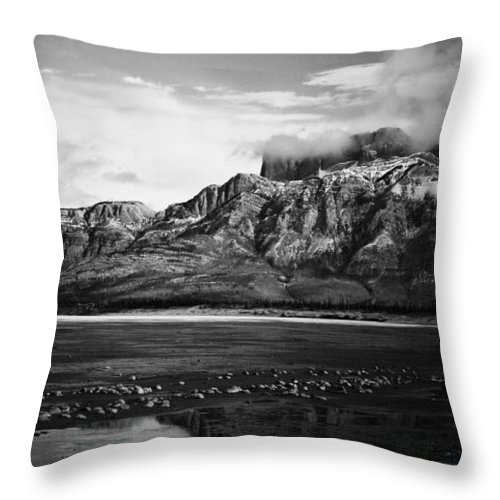 Street Photography Photographs Framed Prints Photographs Framed Prints Throw Pillow featuring the photograph Waiting For Ansel by The Artist Project