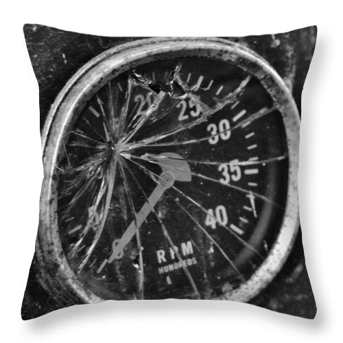 Street Photography Photographs Framed Prints Photographs Framed Prints Throw Pillow featuring the photograph Zero Rpm by The Artist Project