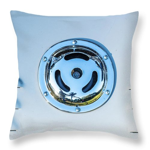 1930 Mg Throw Pillow featuring the photograph 1743.041 1930 Mg by M K Miller