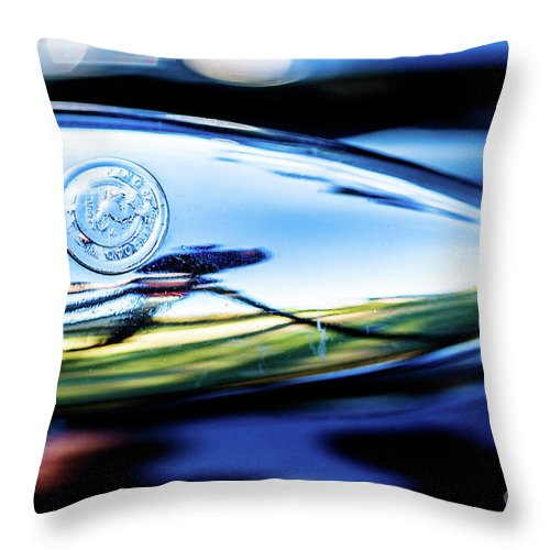 1930 Mg Throw Pillow featuring the photograph 1743.043 1930 Mg Light by M K Miller
